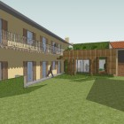 EXTERIOR DESIGN COLLEGNO
